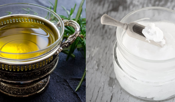 Coconut Oil vs Extra Virgin Olive Oil