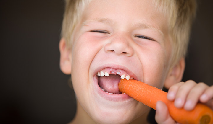Supersize Veggies to Get Kids Eating More!