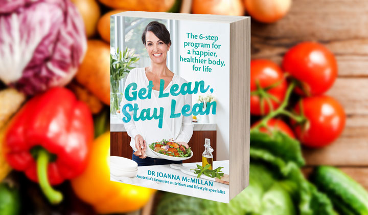 My Latest Book, Get Lean, Stay Lean, Out Now!
