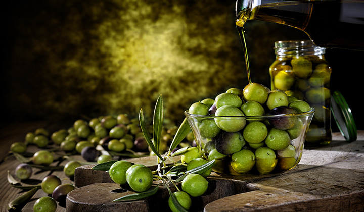 5 Benefits of Extra Virgin Olive Oil