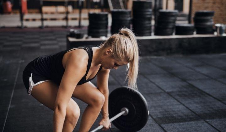 Strength Training Burns Fat Too!
